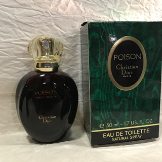 クリスチャンディオール(Christian Dior)のプアゾン   Dior 香水  50ml(香水(女性用))