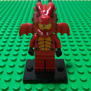 レゴ(Lego)のLEGO レゴ minifigureミニフィグ ドラゴン男 恐竜 DRAGON (知育玩具)