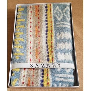 サザビー(SAZABY)のタオル SAZABY サザビー  (タオル/バス用品)