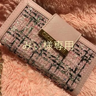 セシルマクビー(CECIL McBEE)のセシルマクビー iPhoneケース♡(iPhoneケース)