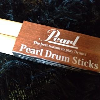 パール(pearl)のPearlの新品スティック!(スティック)