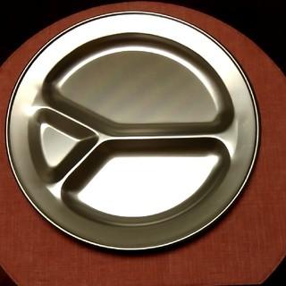 キャンプ用アルミ製のお皿3枚セット 、値下げ致します(食器)