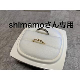 ニワカ(俄)の俄 ことほぎ(リング(指輪))