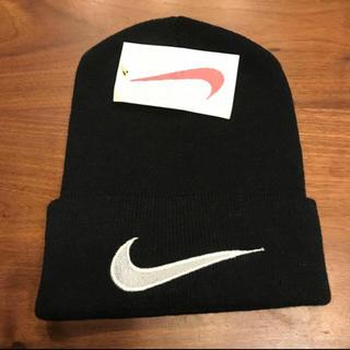ナイキ(NIKE)のNIKE キッズニット帽(帽子)