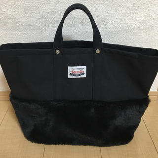 シマムラ(しまむら)のしまむら×倉敷帆布コラボ キャンバス トートバッグ(トートバッグ)