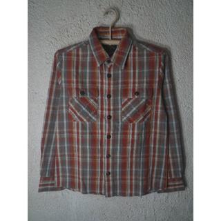ニーキュウイチニーキュウゴーオム(291295=HOMME)の3114 291295 = HOMME 日本製 ネルシャツ(シャツ)