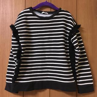 ジーユー(GU)のGU  トレーナー(Tシャツ/カットソー)