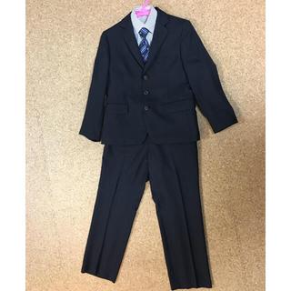 ニッセン(ニッセン)の男児フォーマルスーツ  3点セット  140E(もっとゆったりサイズ)ニッセン(ドレス/フォーマル)