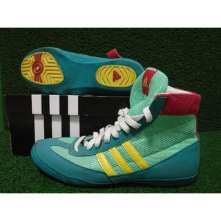 アディダス(adidas)のadidas アディダス レスリングシューズ(トレーニング用品)