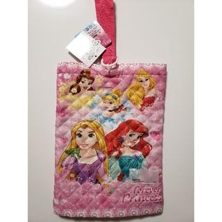 ディズニー(Disney)の新品 ディズニープリンセスのシューズバッグ(シューズバッグ)