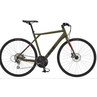 ジーティーバイシクルズ(GT Bicycles)の[試乗のみ]クロスバイク GT GRADE FB COMP ビアンキ空気入れ(自転車本体)