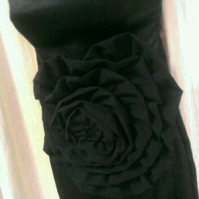 黒狐様専用♡♡ビッグフラワー♡ レディースのフォーマル/ドレス(その他ドレス)の商品写真