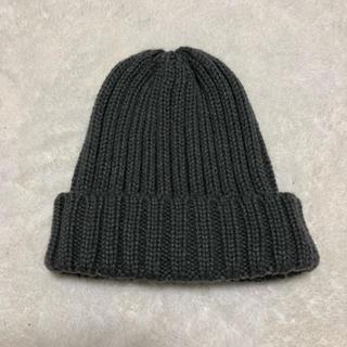 GU - 【未使用】GU ニット帽 ニットキャップ キッズ