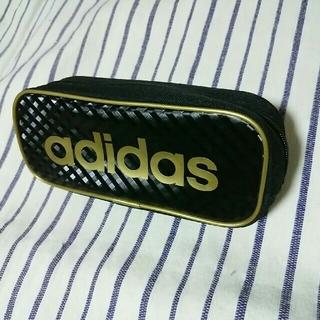 アディダス(adidas)のアディダス ソフトペンケース(ペンケース/筆箱)