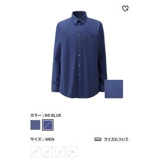 ユニクロ(UNIQLO)のUNIQLO +j レギュラーフィットシャツ(シャツ)