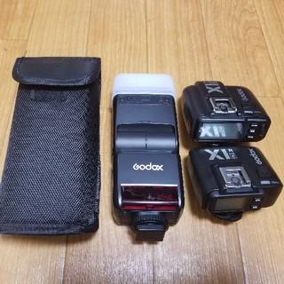 SONY用 Godox ストロボ(ストロボ/照明)