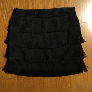 ノーブル(Noble)のNoble フリンジスカート36(ミニスカート)