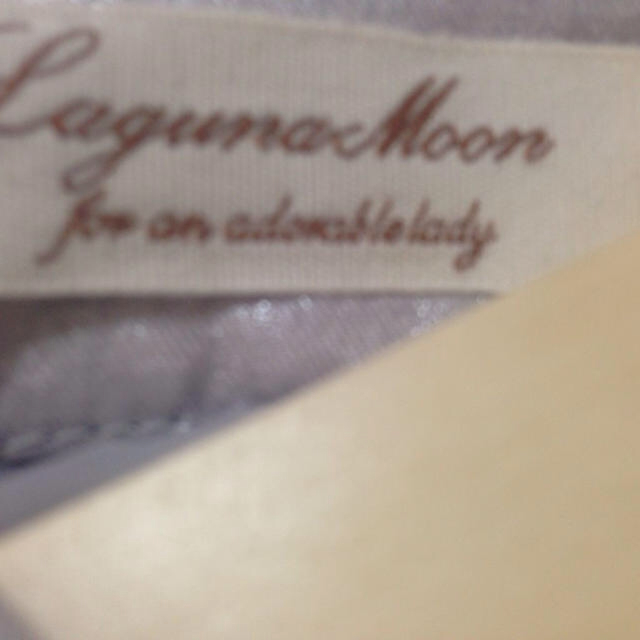LagunaMoon(ラグナムーン)のラグナムーンスカート レディースのスカート(ひざ丈スカート)の商品写真