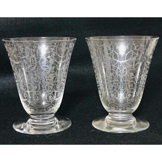 バカラ(Baccarat)のオールドバカラ ミケランジェロ baccarat H8cm(グラス/カップ)
