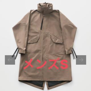 ハイク(HYKE)のHYKE THE NORTH FACE military coat メンズS(モッズコート)