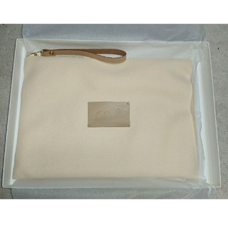 ドゥロワー(Drawer)のドゥロワー DRAWER オリジナル ノベルティ クラッチ(クラッチバッグ)