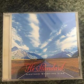 ハイスタンダード(HIGH!STANDARD)のANOTHER STARTING LINE  Hi-STANDARD(ポップス/ロック(邦楽))