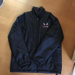 バッドボーイ(BADBOY)のバッドボーイ  メンズジャケット  冬用  綿入り 厚地  黒 お値下げ(ブルゾン)