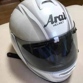 【ニア様専用】  Arai (アライ)ヘルメット (59.60cm)(ヘルメット/シールド)
