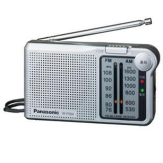 パナソニック(Panasonic)の【パナソニック】FM/AM 2バンドレシーバーラジオ(ラジオ)