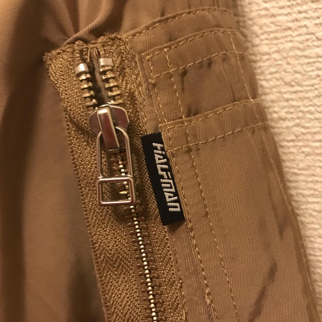 HALFMAN(ハーフマン)のHALFMAN スカジャン 早い者勝ち 最終値下げ メンズのジャケット/アウター(スカジャン)の商品写真