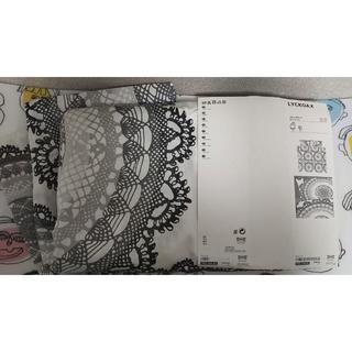 イケア(IKEA)のIKEA ダブル 掛け布団 カバー 枕カバー(ダブルベッド)
