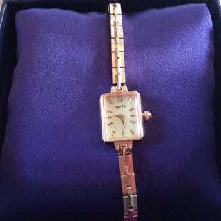 アガット(agete)のagete(腕時計)