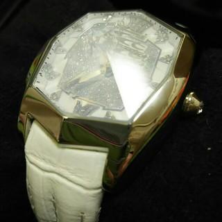 クロノテック(CHRONOTECH)の【✨キラキラ✨】立体的な腕時計【クロノテック】(腕時計)