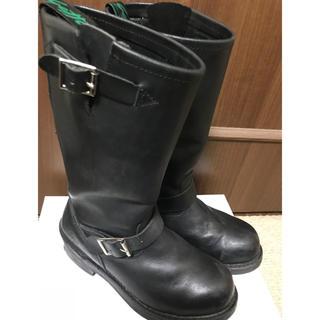 ゲッタグリップ(GETTA GRIP)のゲッタグリップ エンジニアブーツ uk4(ブーツ)