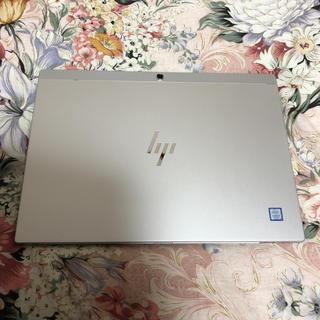 ヒューレットパッカード(HP)のHP ENVY x2 12-g000TU Core i5 SSD 4G LTE(タブレット)