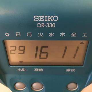セイコー(SEIKO)のタイムセール!SEIKO タイムレコーダー (店舗用品)