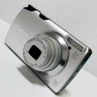 キヤノン(Canon)のCanon デジタルカメラ PowerShot A3200 IS(コンパクトデジタルカメラ)