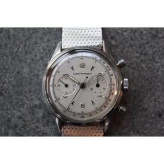ジラールペルゴ(GIRARD-PERREGAUX)のジラールペルゴ 2レジスタークロノグラフ エクセルシオパーク40(腕時計(アナログ))