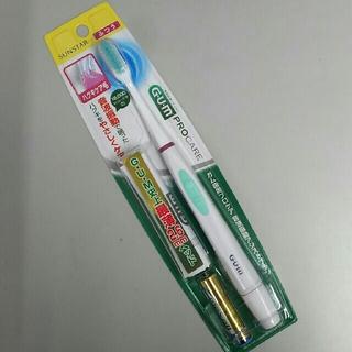 サンスター(SUNSTAR)の新品 ガム 歯周プロケア 音波アシストブラシ(電動歯ブラシ)