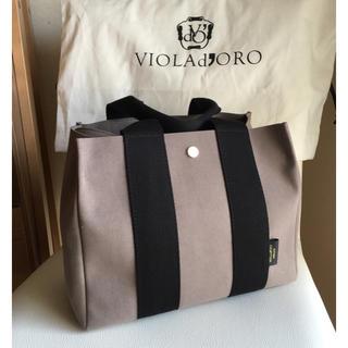 ノーブル(Noble)の新品  VIOLAd'ORO ヴィオラドーロ (トートバッグ)