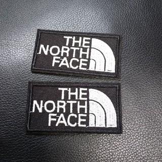 ザノースフェイス(THE NORTH FACE)のワッペン☆2枚set(各種パーツ)