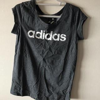 アディダス(adidas)の新品未使用/adidas ティーシャツ (Tシャツ(半袖/袖なし))