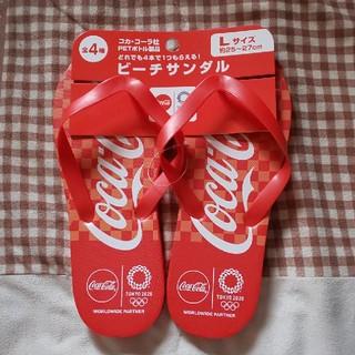 コカ・コーラ ビーチサンダル(ビーチサンダル)