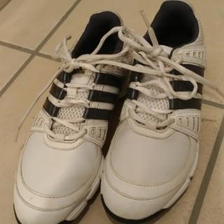 アディダス(adidas)のアディダス レディース ゴルフシューズ 23センチ(シューズ)