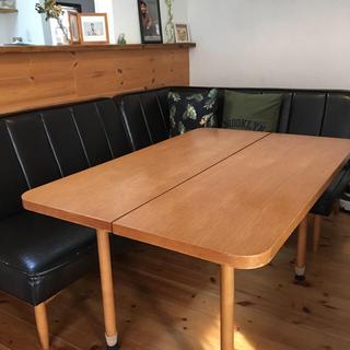 ウニコ(unico)の*unico*WYTHE(ワイス) ダイニングテーブルセット(ダイニングテーブル)