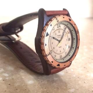タイメックス(TIMEX)の再値下げ❗️【美品✨】Eddie Bauer コラボ   TIMEX 腕時計⌚️(腕時計(アナログ))