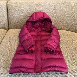 パタゴニア(patagonia)のパタゴニア ダウンジャケット ガールズ5歳6歳女の子XS110  120(ジャケット/上着)