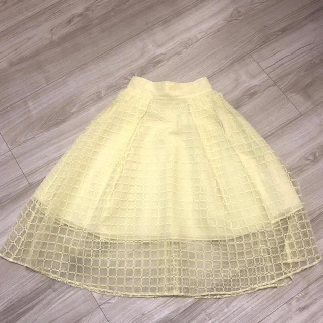 FRAY I.D(フレイアイディー)のフレアスカート レディースのスカート(ロングスカート)の商品写真