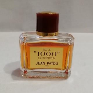 ジャンパトゥ(JEAN PATOU)のジャンパトゥ オード ミル 1000 香水 EDP(香水(女性用))