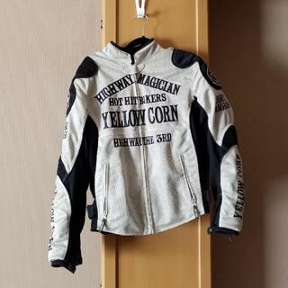 イエローコーン(YeLLOW CORN)のyellowcorn メッシュジャケット メッシュパンツ セット イエローコーン(装備/装具)